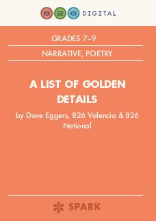 A List of Golden Details - 826 Digital
